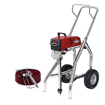 Titan Impact 440 High Rider Airless Sprayer Toolnerds Com