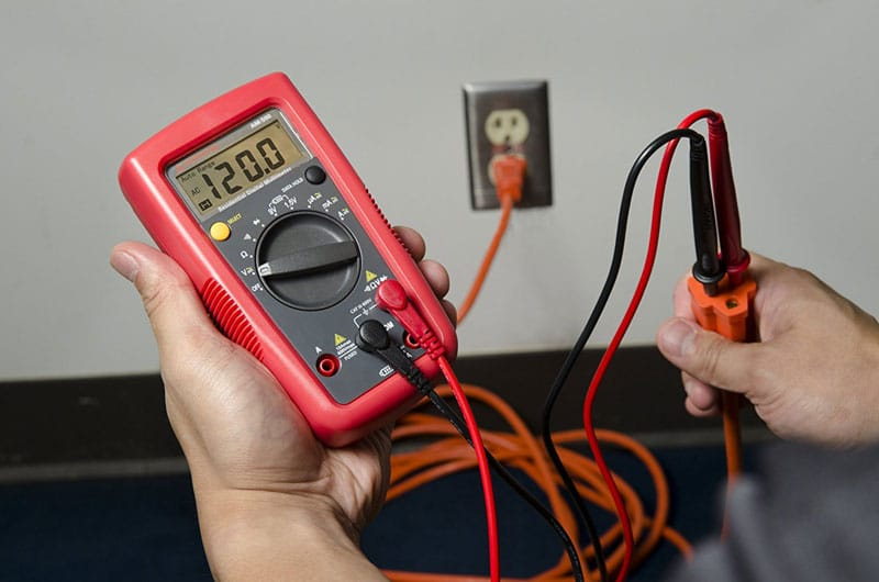 Multimeter features