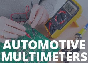 automotive-multimeters