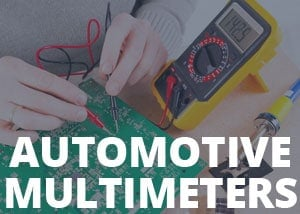 automotive multimeters