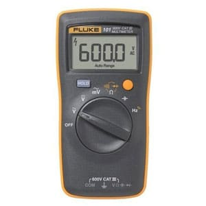 Fluke 101 Basic Digital Multimeter Review - Tool Nerds on