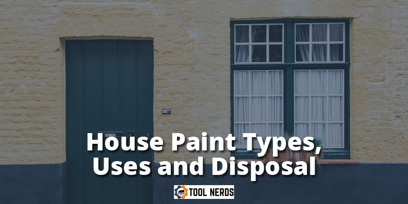 House paint types