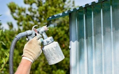 How to Prevent and Avoid Spray Painting Problems