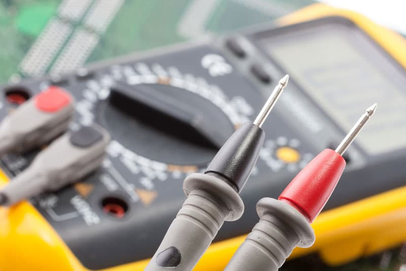 Multimeters dont have in common