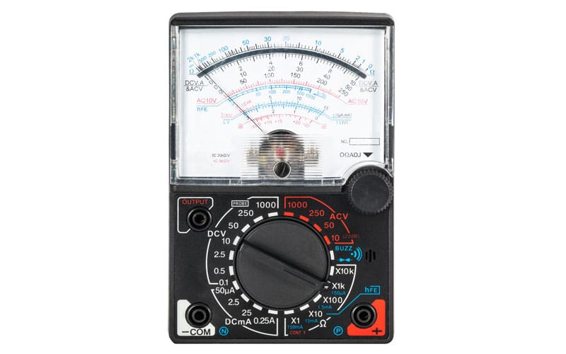 Digital vs. Analog Multimeter: Which is Best for You?