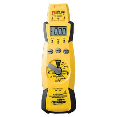 Fieldpiece HS33 Multimeter Review