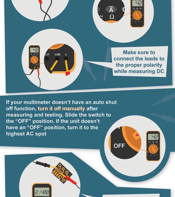 How Not To Use a Multimeter