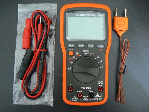 Klein tools mm1000 features
