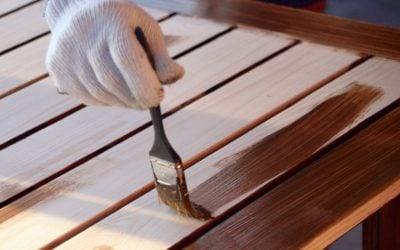 5 Steps To Painting On Wood Furniture with a Paint Sprayer