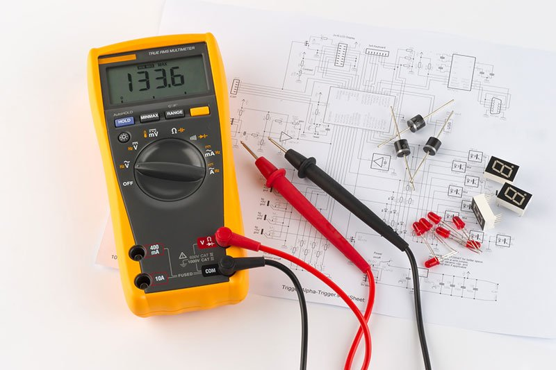 rms multimeter