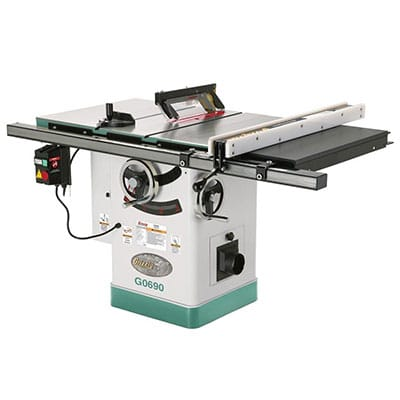 Grizzly G0690 Cabinet Table Saw Review Tool Nerds