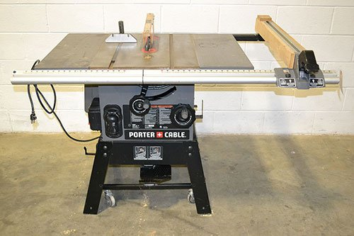 Porter cable table saw pcb270ts review tool nerds porter cable pcb270ts greentooth Choice Image