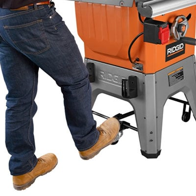 RIDGID R4512 wheeled base