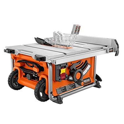 Ridgid r4516 portable jobsite table saw review tool nerds ridgid r4516 table saw greentooth Choice Image