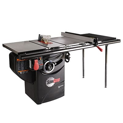 Porter cable table saw pcb270ts review tool nerds sawstop pcs175 tgp236 professional table saw review keyboard keysfo