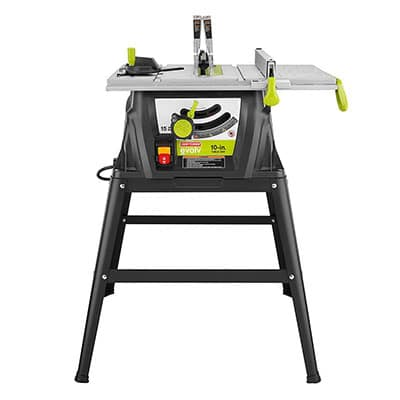 Craftsman table saw evolv 28461 review toolnerds craftsman evolv table saw reviewed greentooth Image collections