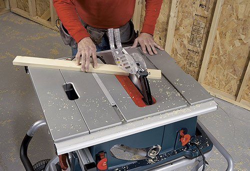 Bosch 4100 09 Worksite Table Saw Review Tool Nerds