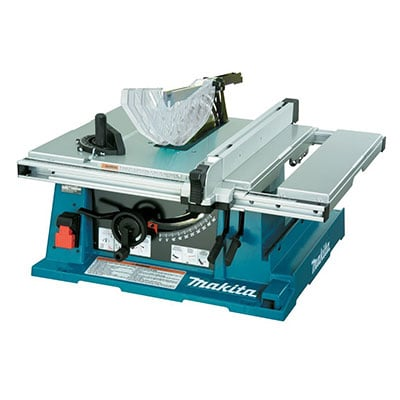 Makita 2705 Contractor Table Saw Review Tool Nerds