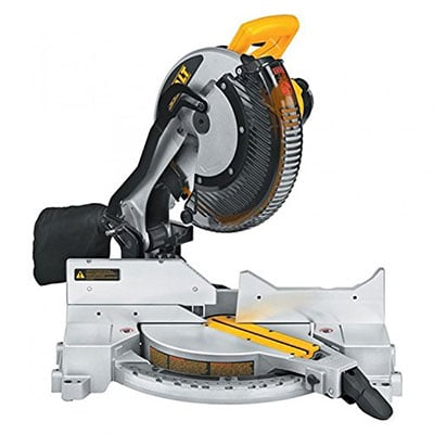 DEWALT DW715 Single-Bevel Miter Saw