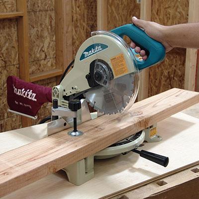 Makita ls1040 Wood Sawing