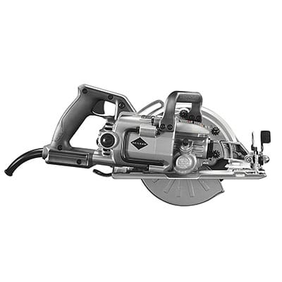 Back of SKILSAW SPT77W-01