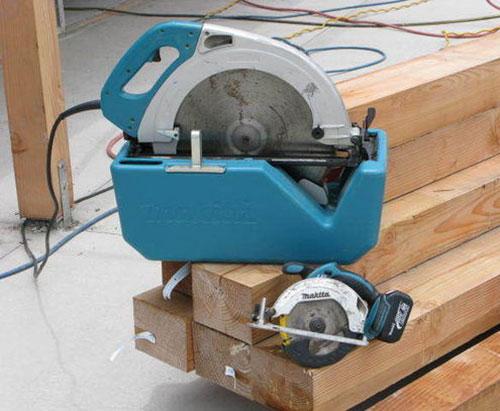 makita 5402na sawing
