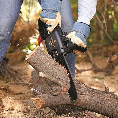 Remington RM1025SPS Cutting Tree