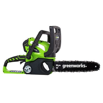 Greenworks Chainsaw (20262) Review