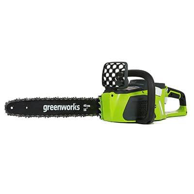 Greenworks gmax 20322