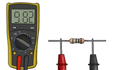 Measuring Resistance With a Multimeter