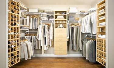 Step by Step Walk Into Your New Closet