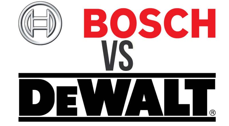 Table Saw Dewalt vs. Bosch Comparison