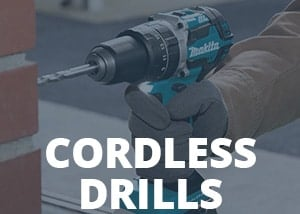 Cordless Drills category image