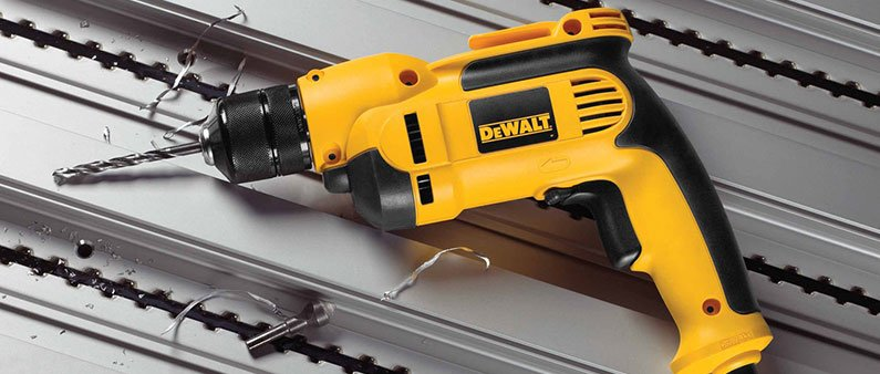 Dewalt DWD112 Great for Metal