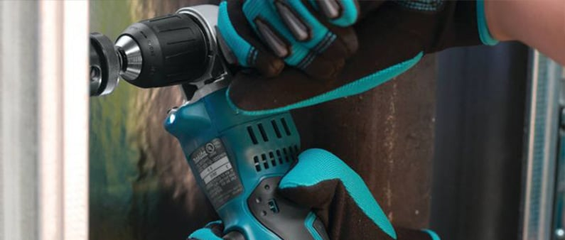 Drilling with Makita XAD02Z