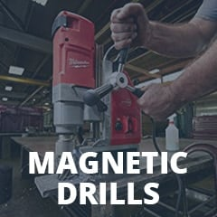 Magnetic Drills