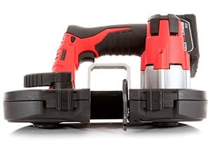 Milwaukee 2429-21XC from the Bottom