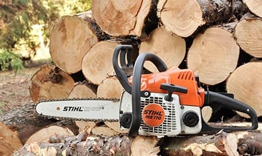 Guide to Gas Chainsaws