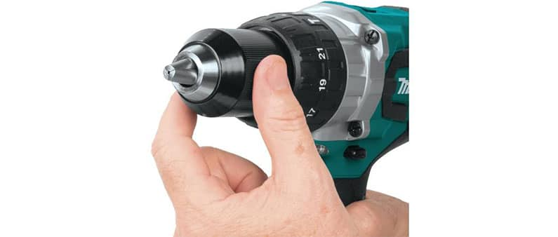 Changing Chuck on Makita Cordless Drill
