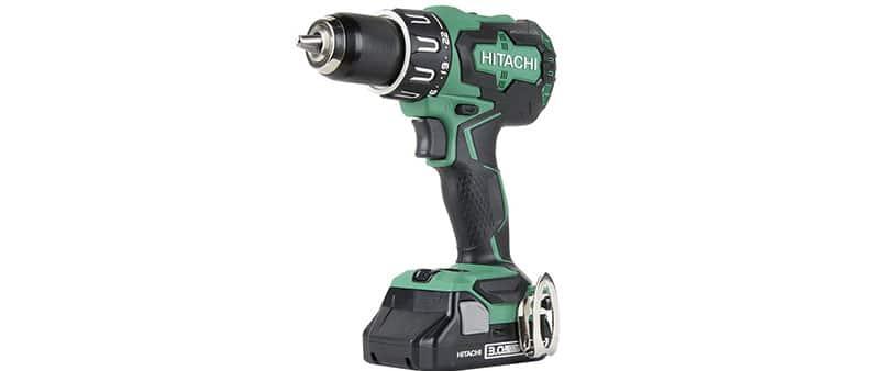Hitachi Cordless Hammer Drill