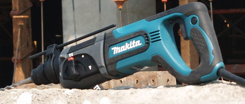 Makita HR2475 Drill for Concrete