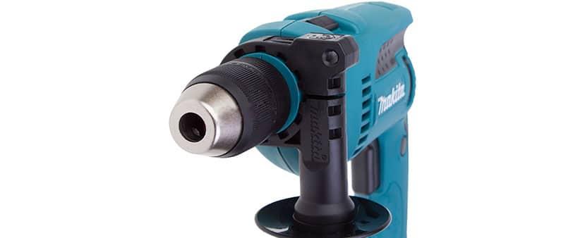 Makita Hammer Drill Front View