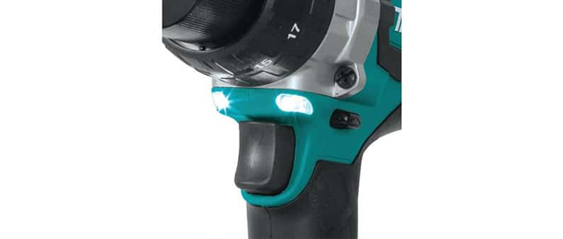 Makita XPH07Z LED Lights