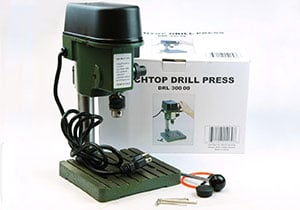 Small Drill Press Box Kit