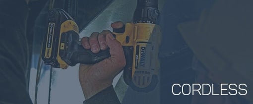 cordless drill category homepage