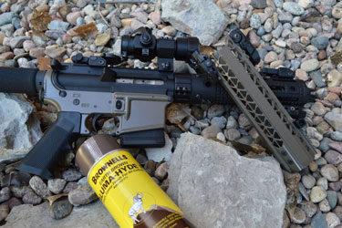 How Long Does Spray Paint Last on a Firearm?