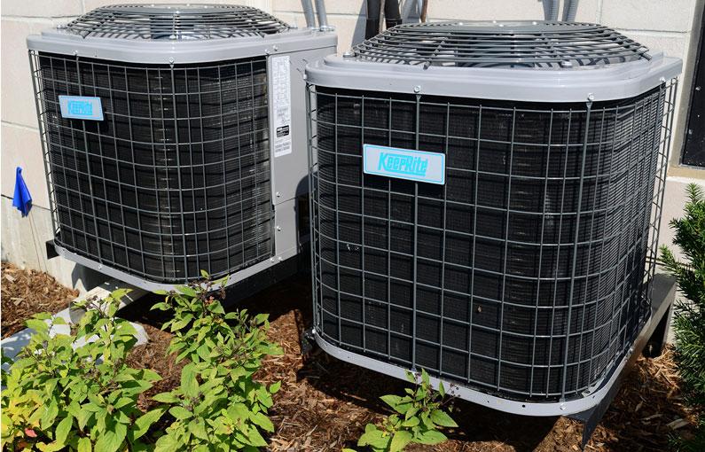 HVAC outdoor procust images