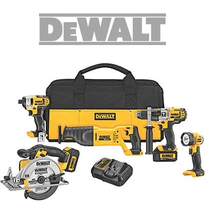 Dewalt Combo Kits