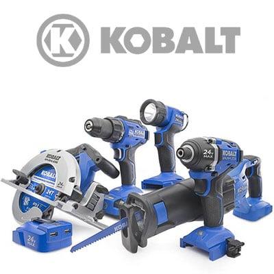 Kobalt Combo Kits
