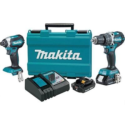 Makita XT269R Tool Set Product Image